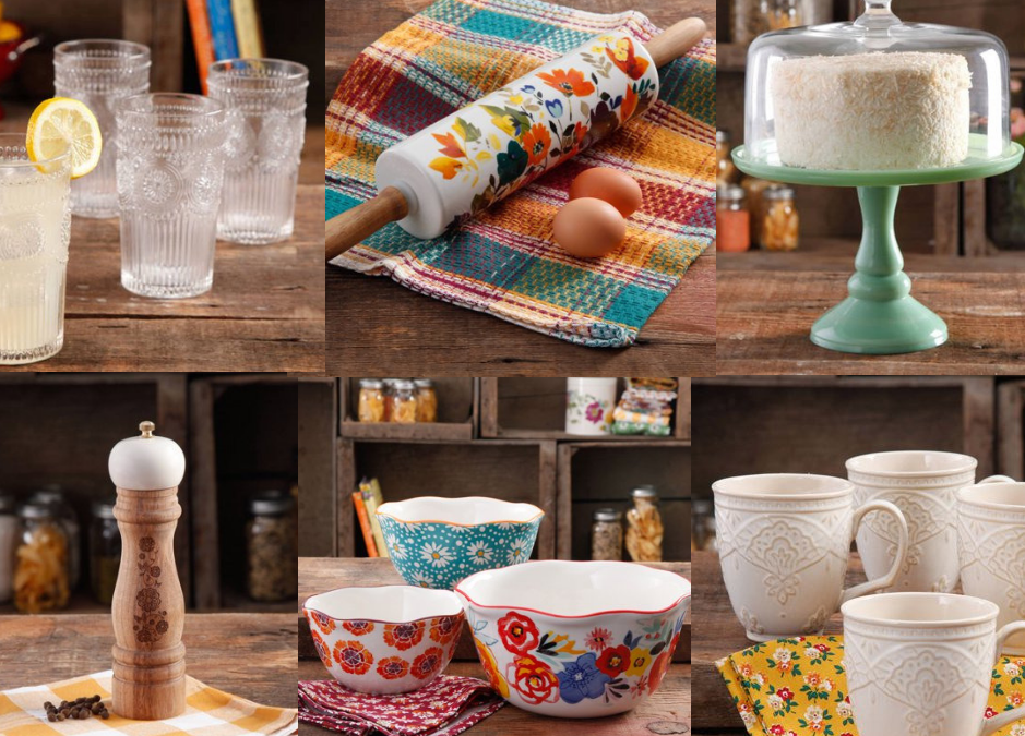 Get ANYTHING you want from Pioneer Woman Collection, up to $10, for FREE! Exp 2/28/19