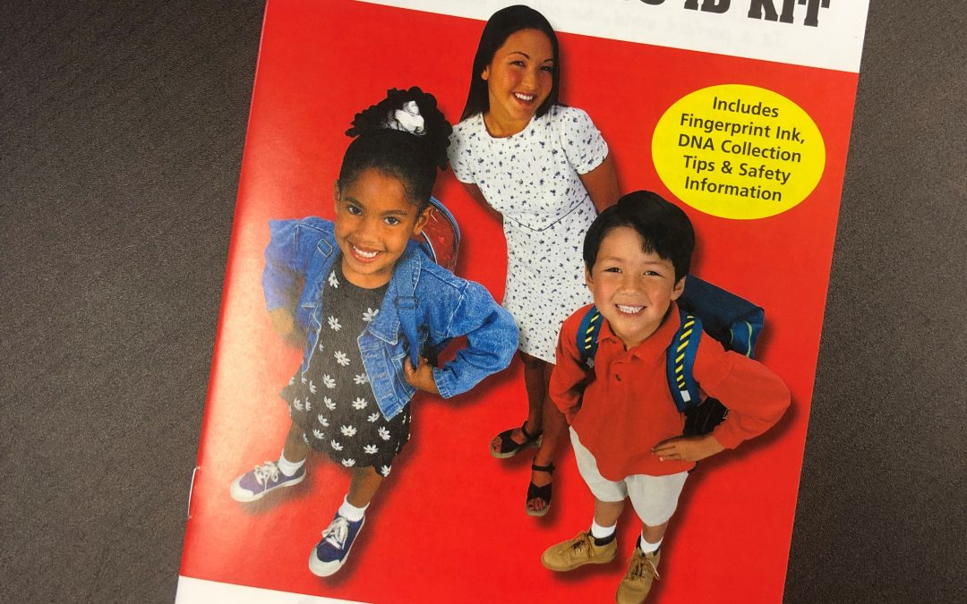 ATTENTION PARENTS >>>>> FREE McGruff Child Safe Kit w/ Fingerprint Card, DNA Info & More!