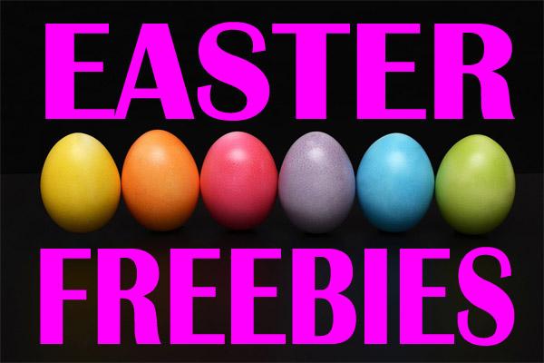 🐰 FREE Easter Stuff 2019