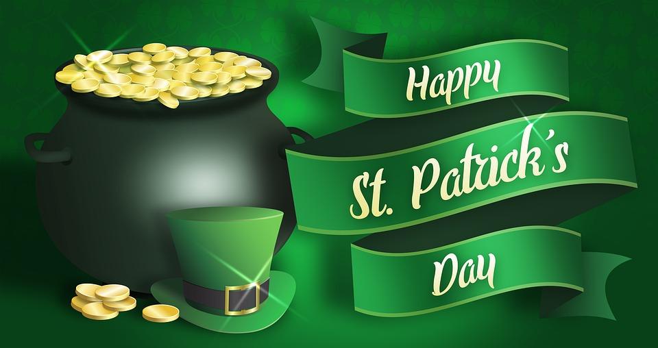 ☘️ St. Patrick's Day Freebies 2019