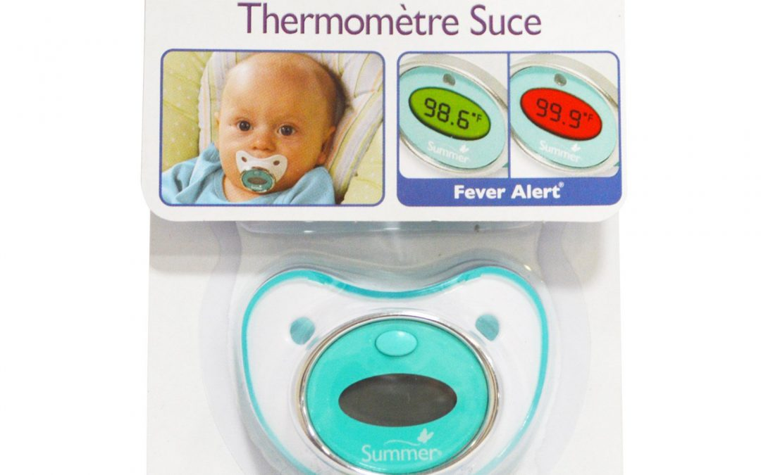 Every Mother Needs This FREE Summer Infant Pacifier Thermometer from Walmart – $11.99 Value – Exp 3/31/19