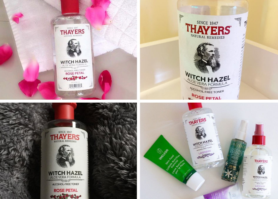 LAST CHANCE >>>>> FREE Thayer's Witch Hazel from Target – $10.99 Value – Exp 3/24/19