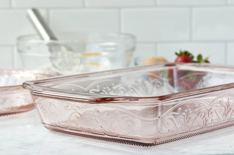 This FREE Rosewater Baking Dish is THE Perfect Mother's Day Gift! $11.99 Value Ends 5/5/19