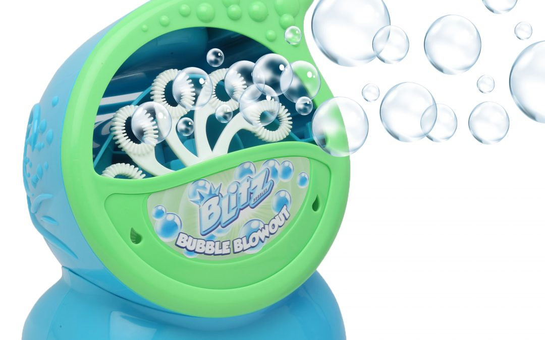 FUN!!! FREE Blitz Blowout Bubble Party Machine! $10 Value – Exp 5/31/19