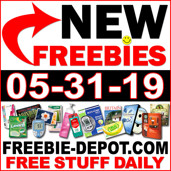 Top Freebies for May 31, 2019