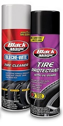 Try Black Magic Tire Cleaner or Protectant for FREE @ O'Reilly's – $8 Value – Exp 7/31/19