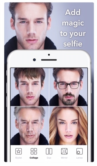 Get This Fun FREE App to Alter Your Selfies with AI #FaceApp