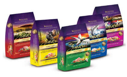 Try It FREE >>>> Zignature Hypoallergenic Dog Food, 4 lb Bag + FREE Goodie Bag!