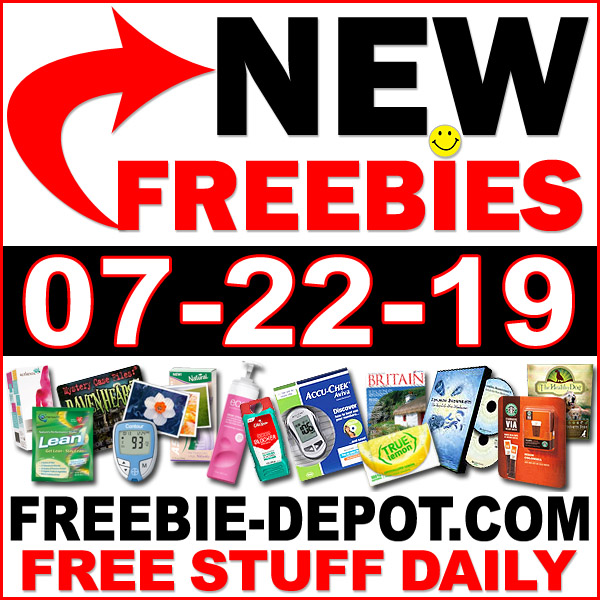 Top Freebies for July 22, 2019