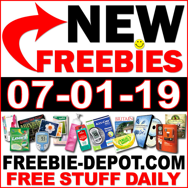 Top Freebies for July 1, 2019
