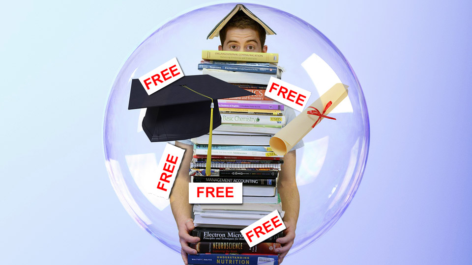 5 FREEbies Only College Students Can Get