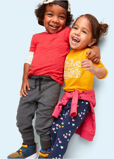 WAHOO! Here's $10 FREE to Spend On Kid's Clothing At Target! Exp 3/1/20