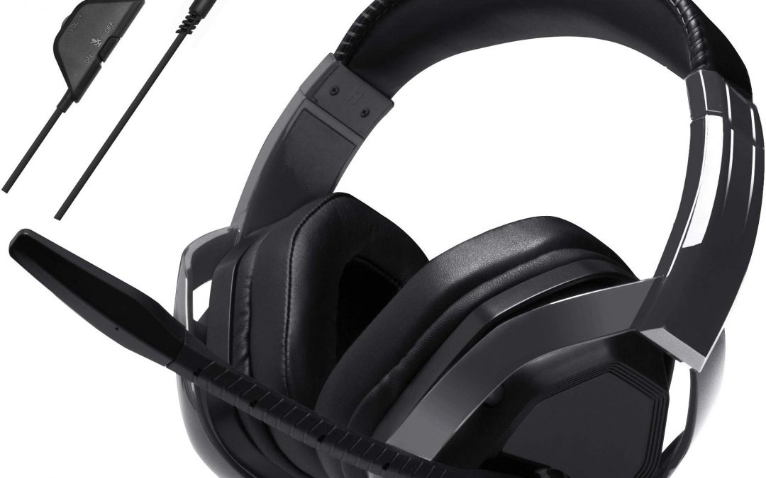 Pro Gaming Headset ONLY $10.04 >>> SAVE $43.95 – 81% OFF!
