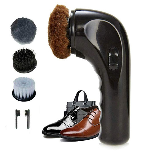 Electric Shoe Shine Kit Was $35.99 NOW ONLY  $10.08
