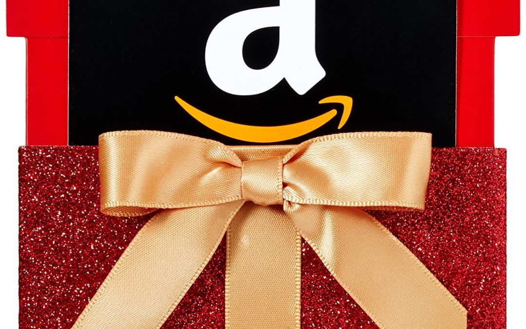 Here's $100 FREE to Spend On ANYTHING from Amazon!