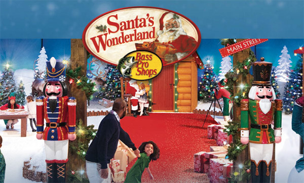 FREE Santa's Wonderland Event at Bass Pro & Cabela's – FREE Giveaways, Activities & More! 11/16 thru 12/24/19