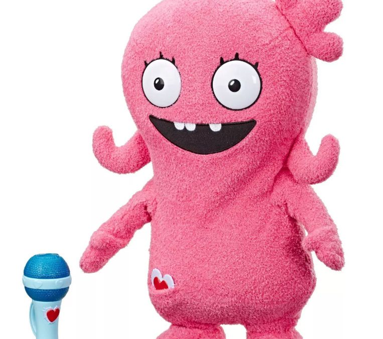 Ugly Dolls Dance Moves Moxy – 75% OFF ~ NOW ONLY $9.99!