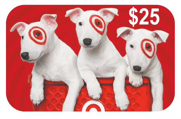 $25 FREE to Spend @ Target! Exp 2/29/20