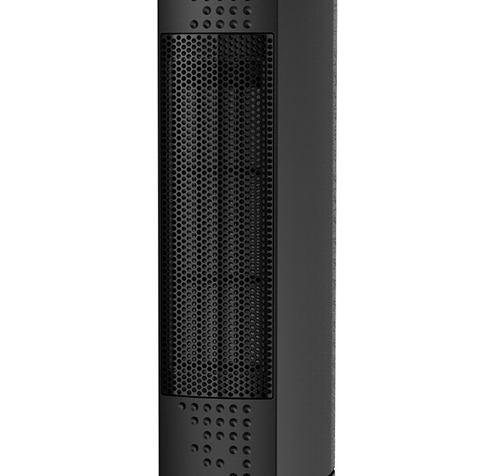 Lasko Ultra Slim Electric Tower Heater ONLY $26.58 Was $49