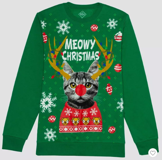 90% OFF Ugly Christmas Sweaters & More @ Target.com!