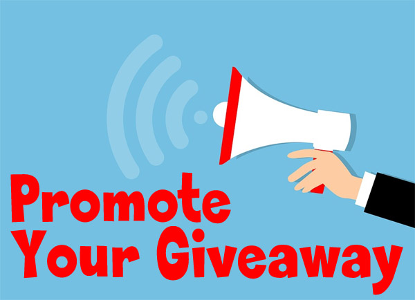 Giveaway/Contest Listing Promotion Services
