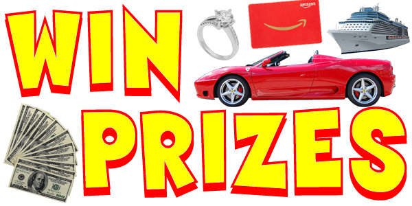FREE Time? Enter to Win FREE Prizes – Contest & Giveaway Listing