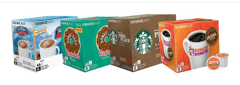 Get $10 Worth of FREE K-Cups Exp 3/1/20