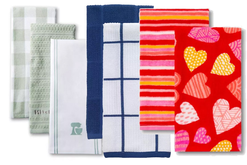 Get New FREE Kitchen Towels from Target! Exp 2/16/20