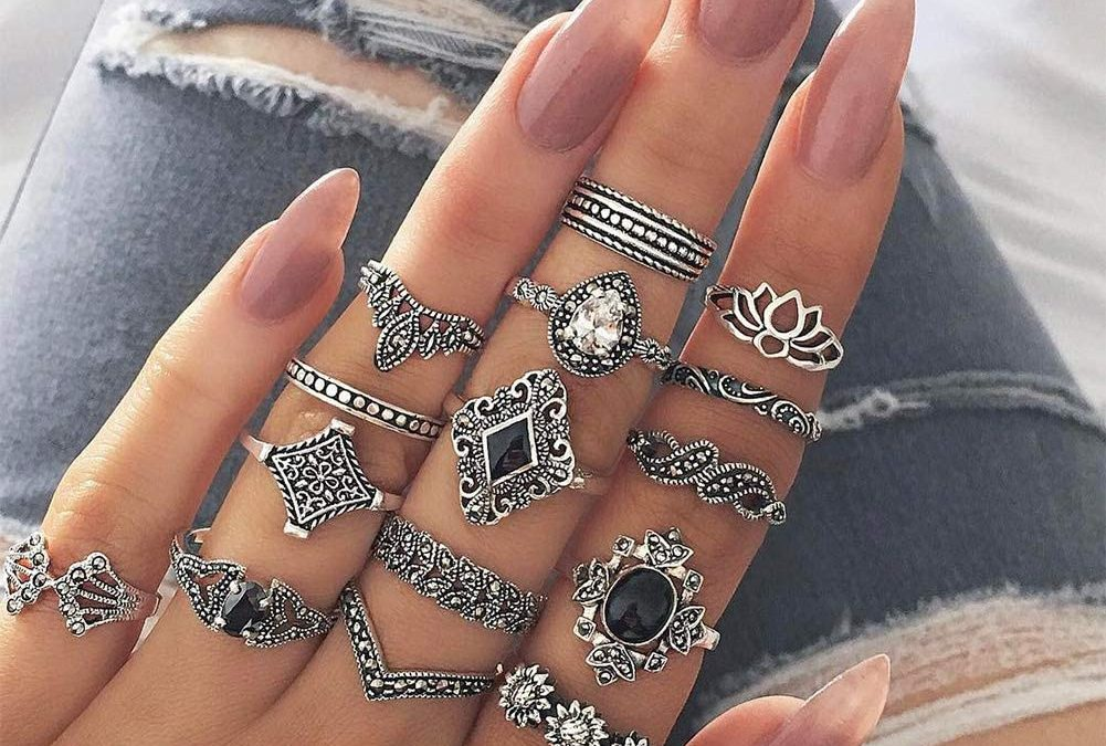 15 RINGS >>>>> ONLY $1.99 + FREE SHIPPING!