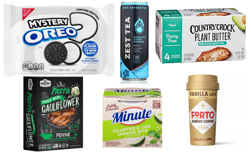 SIX FREE FULL SIZED Grocery Items – Cookies, Butter, Rice, Tea, Pasta, Coffee! HURRY!