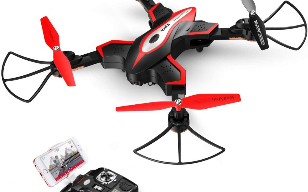 RC Quadcopter-Drone with Camera NOW ONLY $34.00 Was $169.99 ~ LIMITED TIME