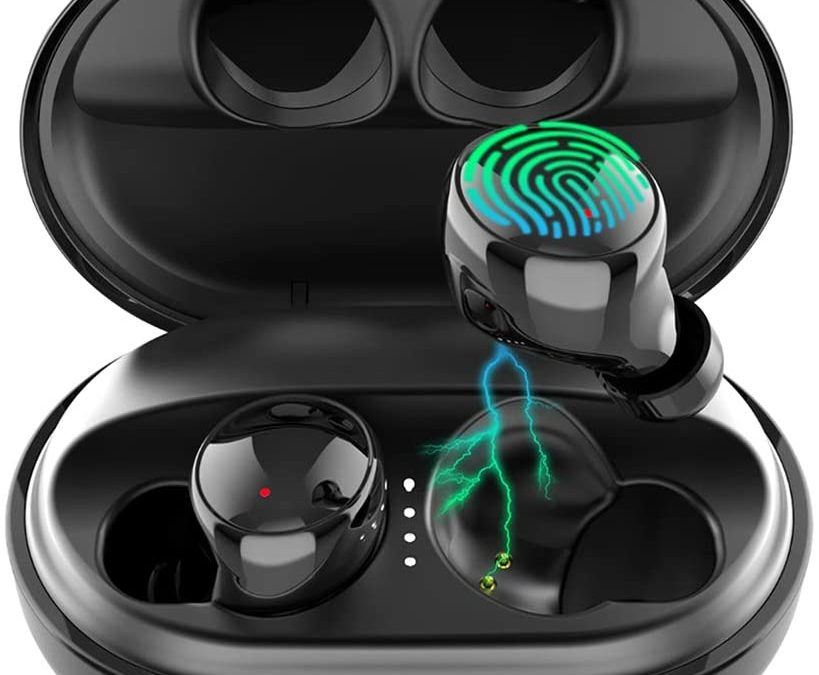 Take $100 OFF These Bluetooth Earbuds – NOW ONLY $39.98!