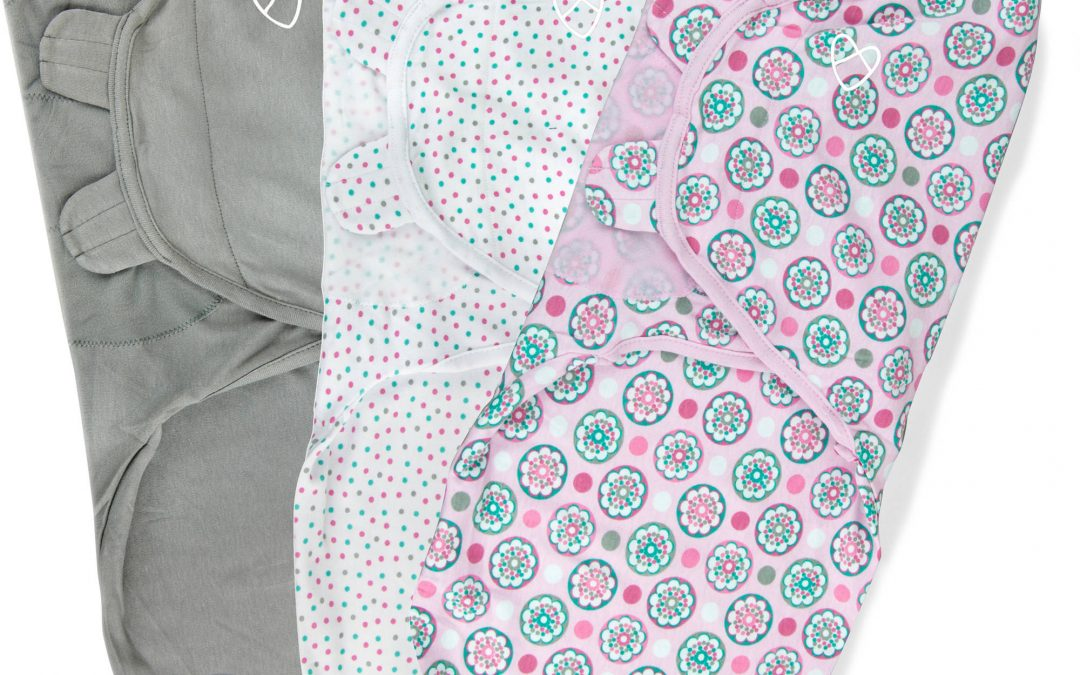 🚼 SUPER CUTE! Get 3 FREE Baby Swaddles ~ $16 Value ~ Exp 3/15/20