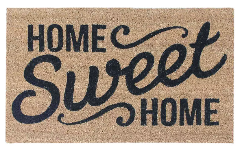 Target Has A FREE Welcome Doormat For You! $15 Value – Exp 3/10/20