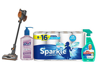 $15 FREE to Spend on Toilet Paper, Sanitizer & More from Staples! Exp 5/24/20