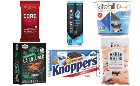 HURRY >>>>> SIX FREE FULL SIZED Grocery Items – Pork Rinds, Yogurt, Candy, Oat Bar, Pasta & Tea