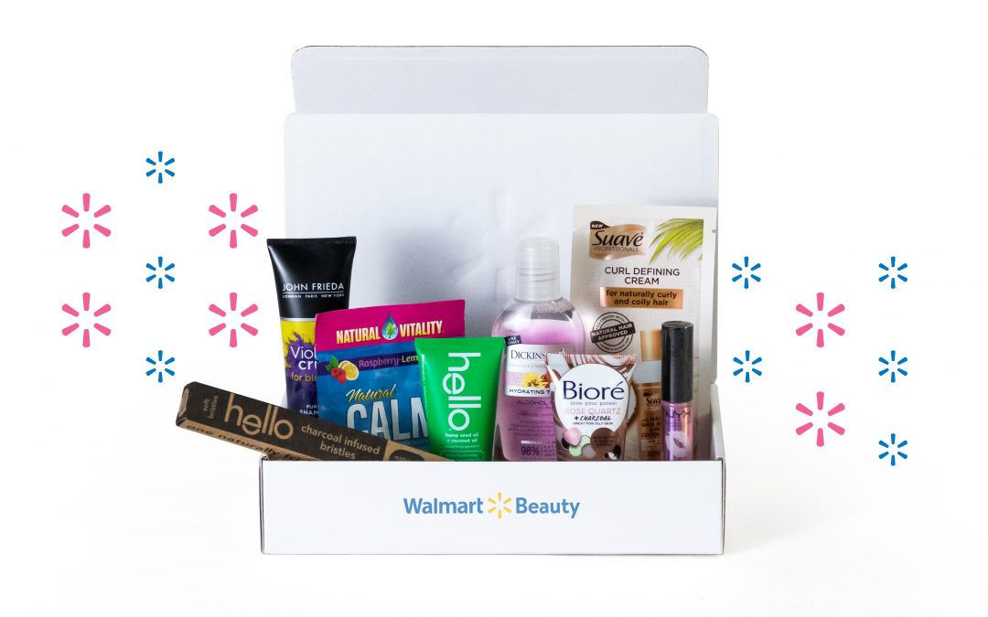 FREE SAMPLE – Beauty Sensations Box