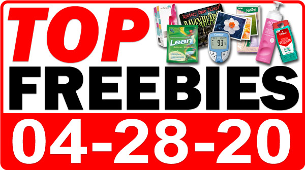 Top Freebies for April 28, 2020