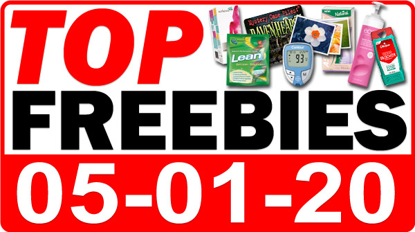 Top Freebies for May 1, 2020