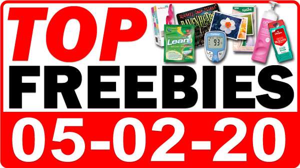 Top Freebies for May 2, 2020