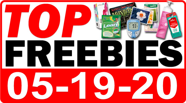 Top Freebies for May 19, 2020
