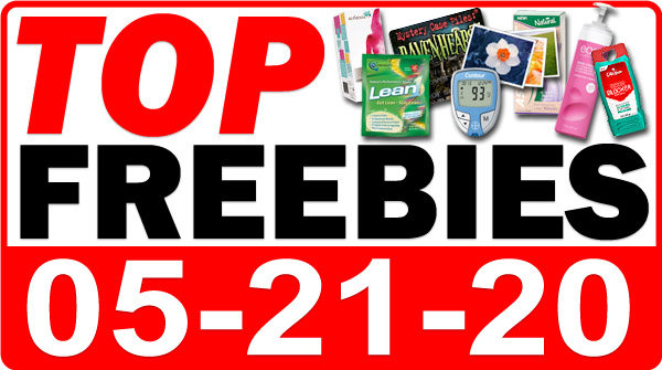 Top Freebies for May 21, 2020