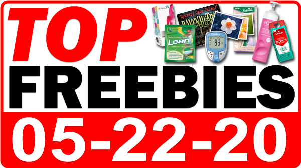 Top Freebies for May 22, 2020