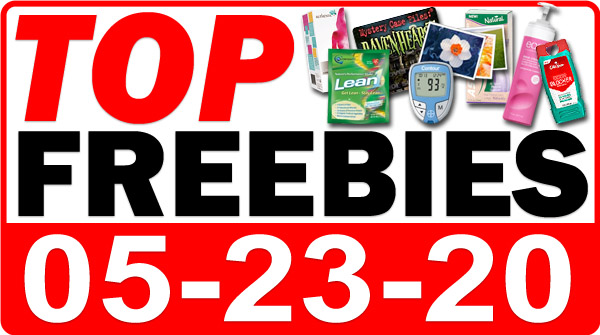 Top Freebies for May 23, 2020