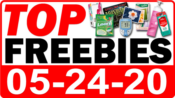 Top Freebies for May 24, 2020