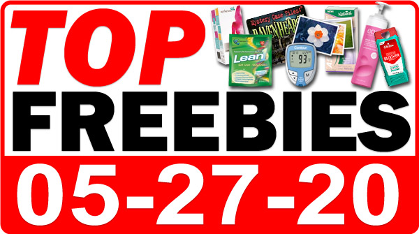 Top Freebies for May 27, 2020