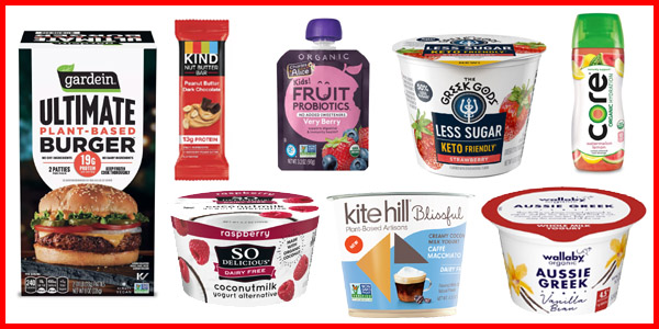 TOP DEAL >>>>> EIGHT FREE Grocery Items! $17+ Value