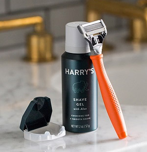 Request Your FREE $13 Shave Set Now!