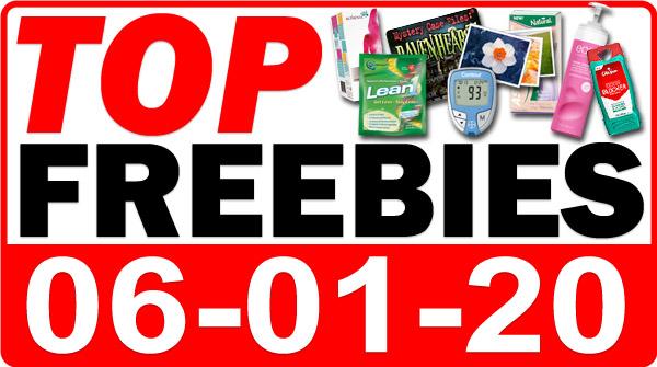 Top Freebies for June 1, 2020