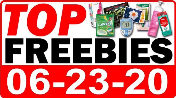 Top Freebies for June 23, 2020